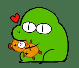 Codec & Sasha Frog sticker #8136996