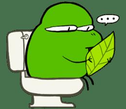 Codec & Sasha Frog sticker #8136998