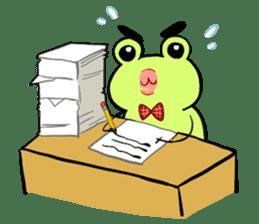 Codec & Sasha Frog sticker #8137007