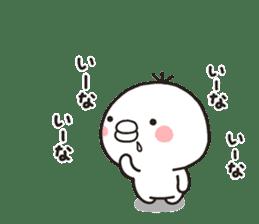 SHIRO TORI sticker #8152571