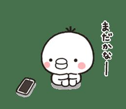 SHIRO TORI sticker #8152584