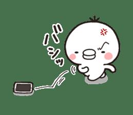 SHIRO TORI sticker #8152586