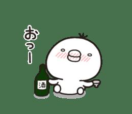 SHIRO TORI sticker #8152590