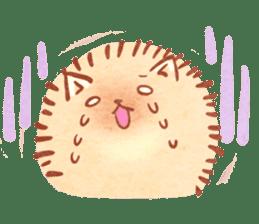 Cute fluffy Pomeranian sticker #8154033