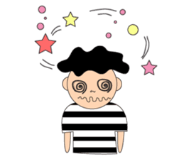 Male Prisoner sticker #8155769