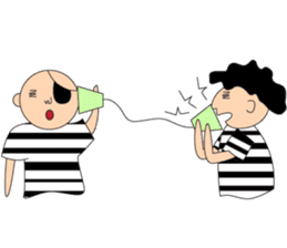 Male Prisoner sticker #8155773