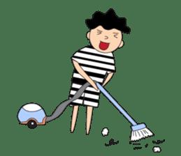 Male Prisoner sticker #8155782