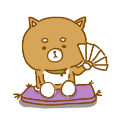 I am Shibainu(Daily conversation)