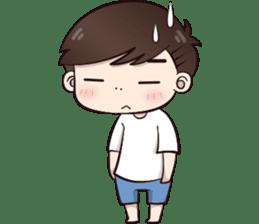 Boobib Cute Boy sticker #8161572