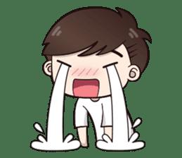 Boobib Cute Boy sticker #8161575