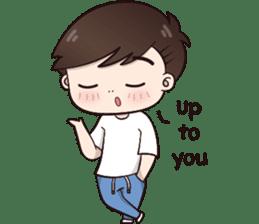 Boobib Cute Boy sticker #8161589
