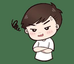 Boobib Cute Boy sticker #8161590
