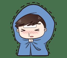 Boobib Cute Boy sticker #8161599