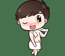 Boobib Cute Boy sticker #8161600