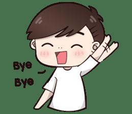 Boobib Cute Boy sticker #8161603