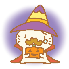 The halloween party of hamster king !!