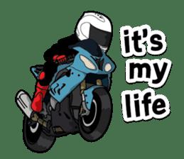 Bigbike Man3 English Version sticker #8169707