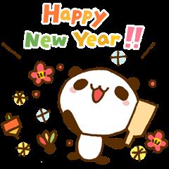 Marukyun Happy new year