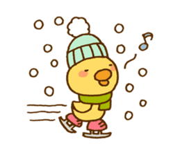 Marukyun Happy new year sticker #8170315