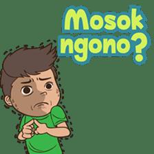 Cowok Semarang sticker #8171252