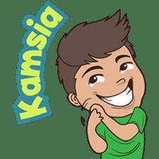 Cowok Semarang sticker #8171258