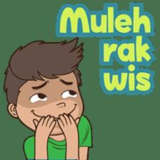 Cowok Semarang sticker #8171270