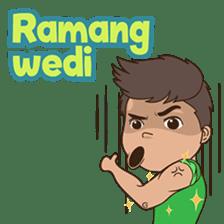 Cowok Semarang sticker #8171271