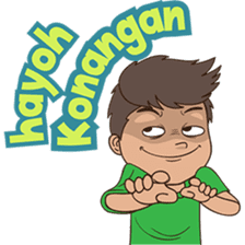 Cowok Semarang sticker #8171273