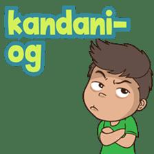 Cowok Semarang sticker #8171274