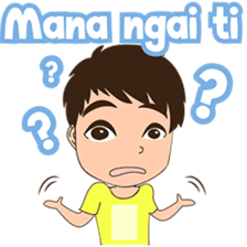 The Guy from Pontianak sticker #8172127