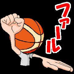 バスケットボール」LINEスタンプまとめ , stampList , Part 2