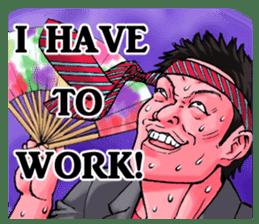 MOBANOFU THE CRAY CRAY IDOL OTAKU sticker #8175523
