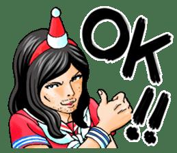 MOBANOFU THE CRAY CRAY IDOL OTAKU sticker #8175533