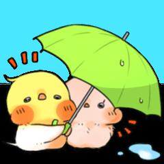 Okame-kun & pink-chan Vol.3