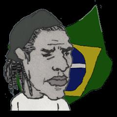 南米男子(ブラジル編)