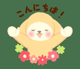 Hitsuji no Maple (Maple Sheep)2 sticker #8182548
