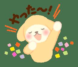 Hitsuji no Maple (Maple Sheep)2 sticker #8182551