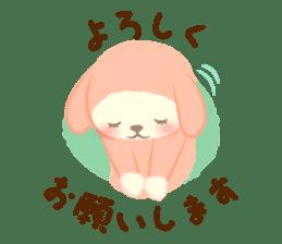 Hitsuji no Maple (Maple Sheep)2 sticker #8182564