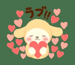 Hitsuji no Maple (Maple Sheep)2 sticker #8182568