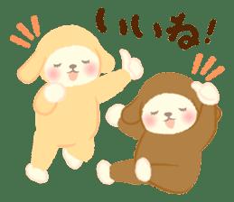 Hitsuji no Maple (Maple Sheep)2 sticker #8182570