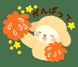Hitsuji no Maple (Maple Sheep)2 sticker #8182572