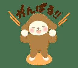 Hitsuji no Maple (Maple Sheep)2 sticker #8182573