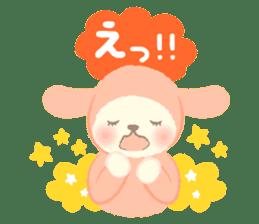 Hitsuji no Maple (Maple Sheep)2 sticker #8182578