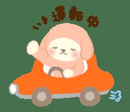 Hitsuji no Maple (Maple Sheep)2 sticker #8182580