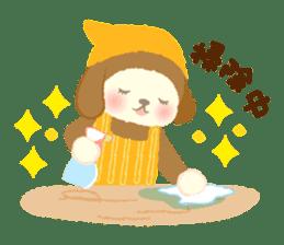 Hitsuji no Maple (Maple Sheep)2 sticker #8182582