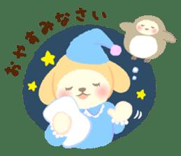 Hitsuji no Maple (Maple Sheep)2 sticker #8182586