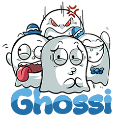 Ghossi (The small ghost)