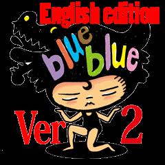 Blue Blue 2 English edition