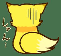 Fox and Raccoon dog 2 sticker #8191272
