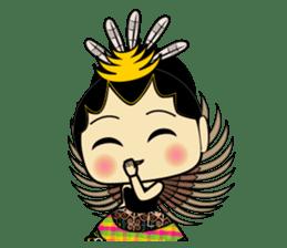 Cute Garuda Nusantara Fairy sticker #8192272